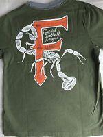 NWT Kid GAP Scorpions Tropical Football League Graphic T-Shirt Tee NEW Boy 4 5