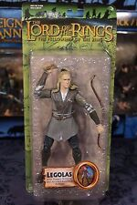 LOTR-LEGOLAS- FELLOWSHIP OF THE RING- TOYBIZ- ACTION FIGURE THE HOBBIT