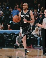 Tony Parker Autographed Signed 8x10 Photo ( Spurs ) REPRINT