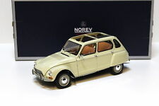 1:18 norev Citroën Dyane 6 erable beige 1970 New en Premium-modelcars