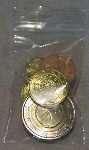 Portugal 2009 KMS, 1cent - 2 Euro, lose im Druckverschlussbeutel, mit 2 Euro WWU