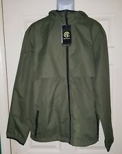 NWT $29.95 CHAMPION C9 FULL ZIP GREEN PACKABLE MEN'S SIZE XTRA LARGE SHIP'S FREE