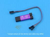 ST-Link V2 Compatible STM8 STM32 Programmer with 4 Spring Loaded Pogo Pins