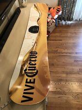 RARE Vive Jose Cuervo Tequila 155cm Twin-Tip Snowboard