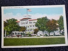 1920's The Gray Moss Inn in Clearwater, Fl Florida PC