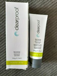 Mary Kay Deep Cleansing Charcoal Mask 114g NEW IN BOX. EXPIRY 10/2023
