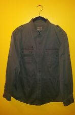 Vintage Lauren Rl 1967 Women's Military Shirt 1X