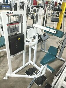 Cybex Classic ABDOMINAL Commercial Weight Stack Gym Exercise Machine