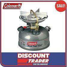 Coleman Dual Fuel SPORTSTER II Guide Series 1 Burner Camping Stove 1399226
