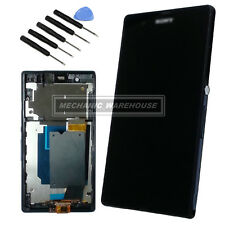 Touch Screen Digitizer Display LCD For Sony Xperia Z LT36i C6602 C6603 LT36H UK