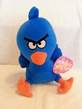 Sugar Loaf Toys Plush Blue Bird With Tags 10""