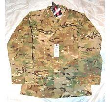 Veste de treillis BDU américaine camouflage Multicam MTP de marque Tru-Spec