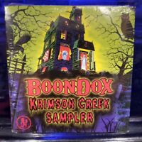 Boondox - Krimson Creek Sampler CD SEALED twiztid insane clown posse blaze amb