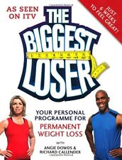 The Biggest Loser Personal Programme (Diets) By Hamlyn