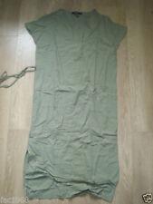 Robe maxi en lin pour femme