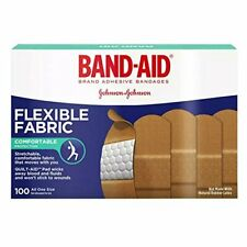 J & J Flexible Adhesive Bandages 3/4'' X 3'' 100/box