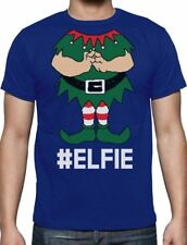 Elf Suit Funny Elfie Christmas T-Shirt Gift