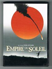 EMPIRE DU SOLEIL - STEVEN SPIELBERG - 1987 - DVD EN TRÈS BON ÉTAT