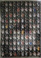 2012-13 Panini Totally Certified Black Basketball Uncut Sheet
