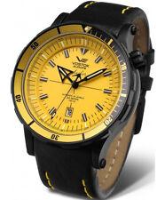 Sportliche Vostok Armbanduhren mit Datumsanzeige