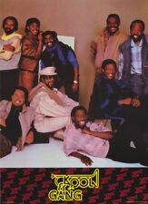 POSTER :MUSIC : KOOL & THE GANG - GROUP   - FREE SHIPPING ! #  #15-367  RBW4 O