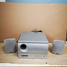 Acoustic Solutions - 5.1 Cinema Surround Sound speaker system ( only 2.1 )