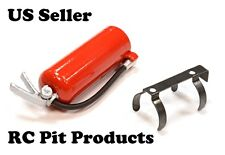 Realistic 1/10 Fire Extinguisher w/Mount Off-Road Trucks & Cars      US Seller