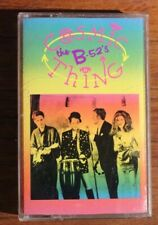 The B-52's - Cosmic Thing (Cassette, Reprise, W4 25854)