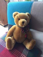 Hermann Teddy, Teddybär mit Brummstimme, unbespielt aus der Sammlung