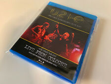 U2 Live From Cologne 2015 Second Night Bluray