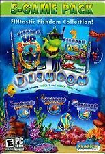 Fishdom: 5-Game Pack (PC, 2010)