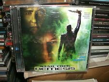 STAR TREK NEMESIS,JERRY GOLDSMITH FILM SOUNDTRACK