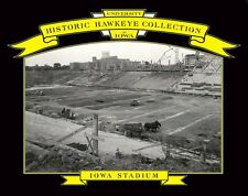 Iowa Hawkeyes Football Motivational Poster  Nile Kinnick Stadium PTRAC103