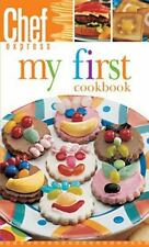 Ce IV My First Cookbook (Chef Express)