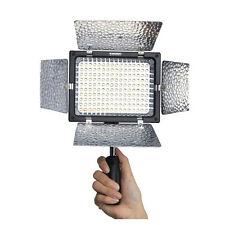 Yongnuo YN-160 LED Video Light Lamp for Nikon D7500 D3100 D3300 D3400 D750 D760