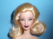HOLLYWOOD GLAM MARILYN MONROE LOOK BEAUTY NUDE BARBIE FREE SHIPPING