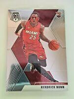 2019-20 Kendrick Nunn Mosaic Rookie Card Miami HeatRC #234
