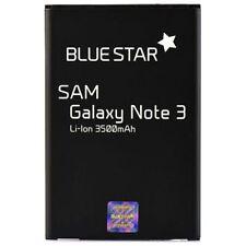 BATTERIA MAGGIORATA ORIGINALE BLUE STAR 3500mAh PER GALAXY NOTE 3 N9000 N9005