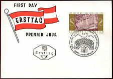 Austria 1970 Musikverein Building FDC Card #C36270