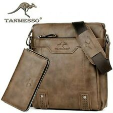 Men bag leather