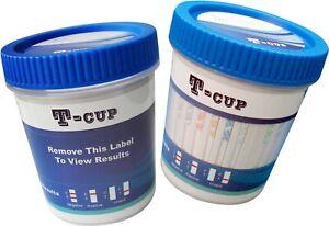 5 Pack - 10 Panel Instant Urine Drug Test Cup - Test For 10 Drugs - TDOA-3104