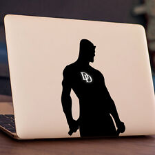 "DAREDEVIL Apple MacBook Decal Sticker fits 11"" 12"" 13"" 15"" and 17"" models"