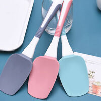 Large Silicone Spatula Cooking Baking Scraper Cake Cream Butter Mixing Tools UK