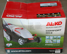 AL-KO Elektro Rasenmäher 34 E Comfort NEU in OVP