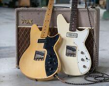 MJT Official Custom Order Vintage Aged Nitro Finish Guitar Body Mark Jenny Lydia