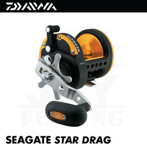 Daiwa Seagate Star Drag Conventional Fishing Reel [SGT20H]