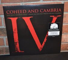 COHEED AND CAMBRIA - Good Apollo Volume One, Limited 2LP RSD SPLATTER VINYL New!
