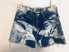 The Laundry Room Vintage 501 Levi Shorts XS marijuana pocket Sz 2
