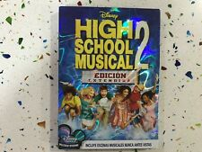 HIGH SCHOOL MUSICAL 2 DVD EDICION EXTENDIDA INCLUYE STICKERS DISNEY VER FOTOS