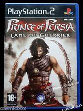 PRINCE of PERSIA l'Ame du Guerrier jeu pour console SONY PlayStation 2 PS2 testé